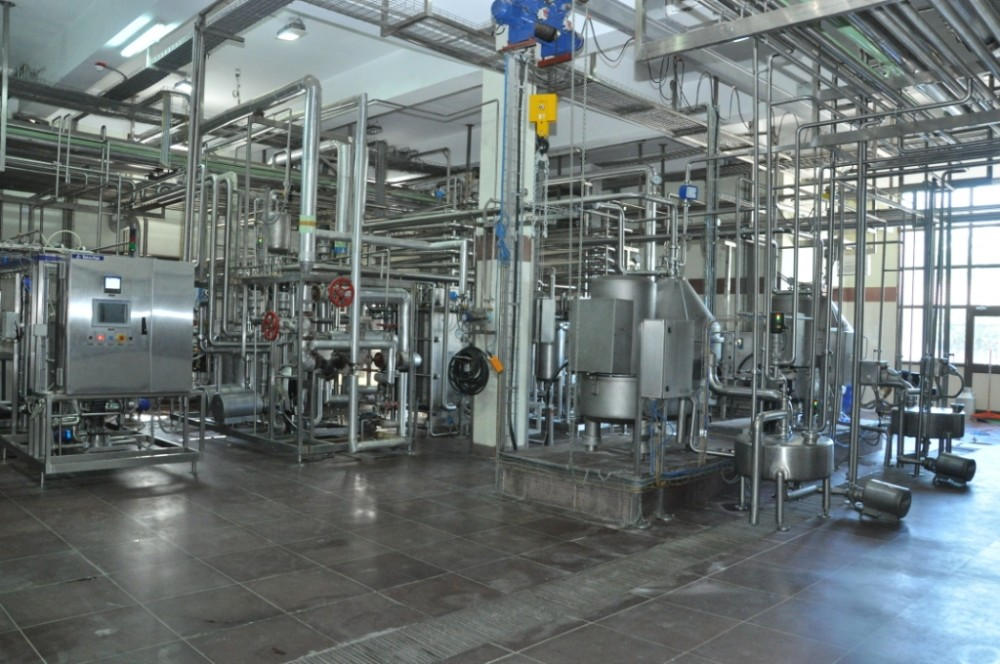 Inaugration of Fully Automated Fermenting Dairy Unit at Verka Mohali Dairy