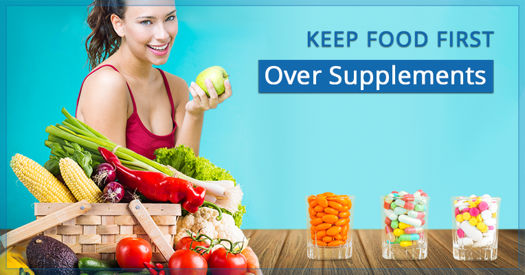 Are Supplements Good or Bad? Real Food vs. Dietary Supplements