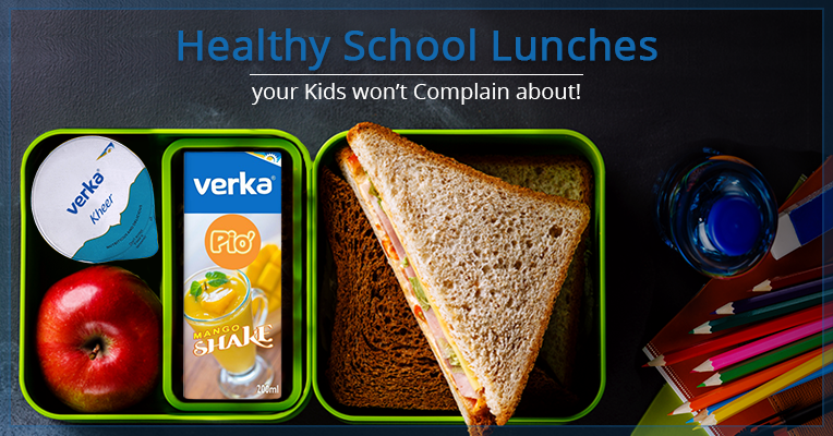Healthy and Easy Indian Recipes & Lunch Box Ideas for School Kids and Work