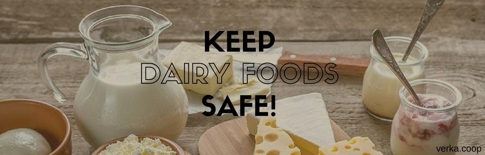 Keeping Dairy Foods Safe!
