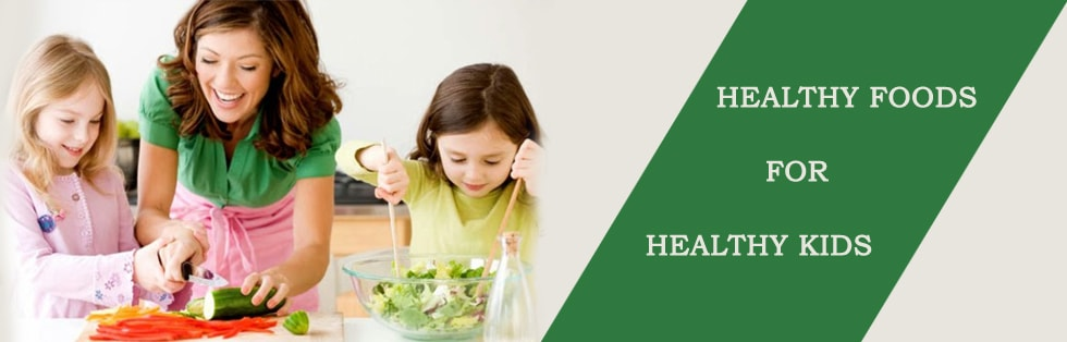 Make Your Kids Eat Healthy!