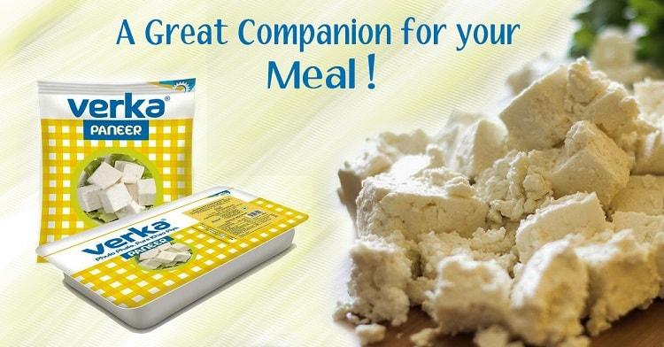 Verka Paneer: A Taste that you can Trust!