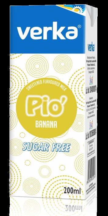 Sugar Free Banana