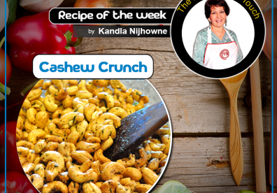 Roasted Cashews