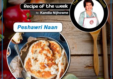 Peshawri Naan