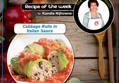 Cabbage Rolls in Italian Sauce