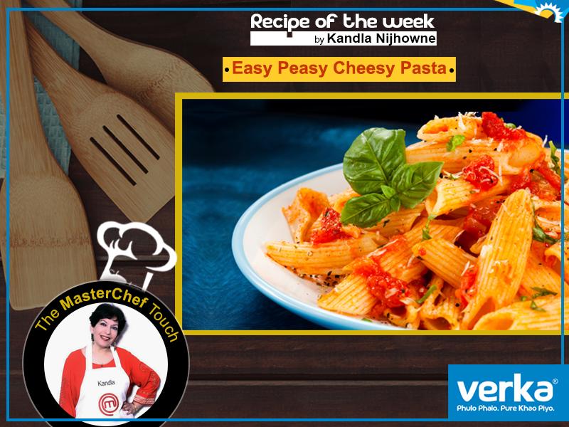 Easy Cheesy Pasta