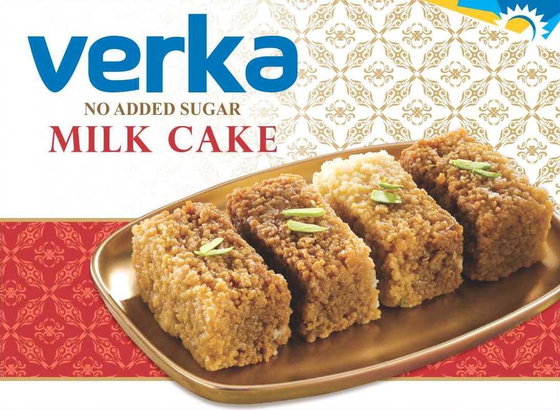 Sugar Free Milk Cake