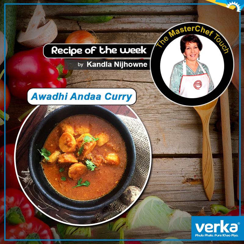 Awadhi Andaa Curry